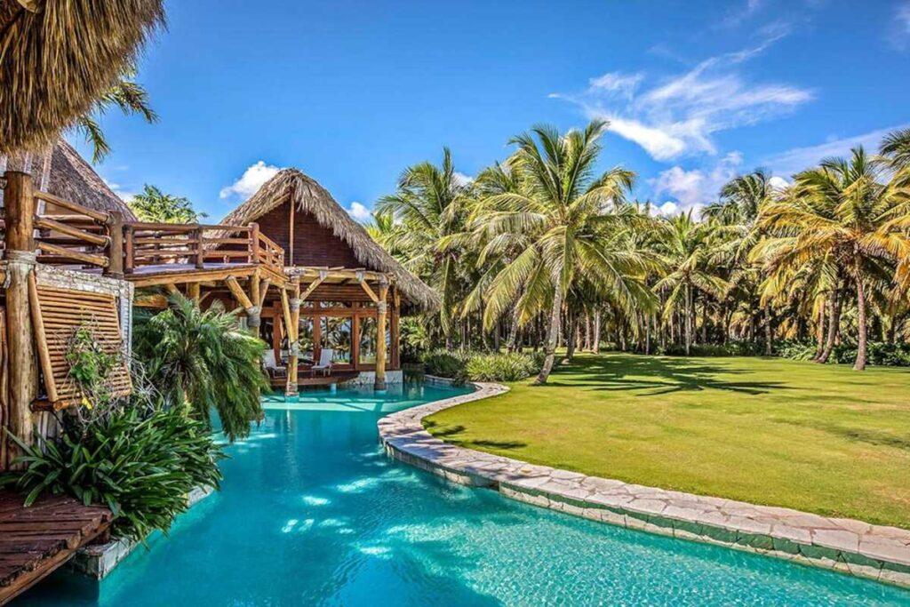 Villa Kayata, the most spectacular villa in Punta Cana