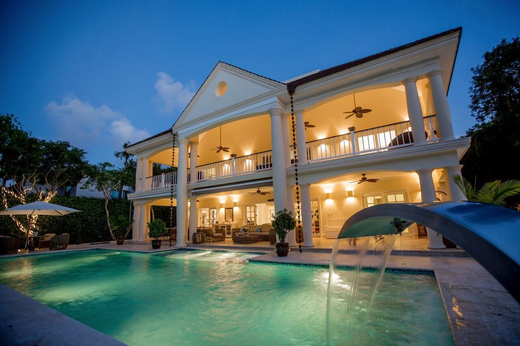 A wonderful villa Airbnb in Punta Cana, perfect for groups