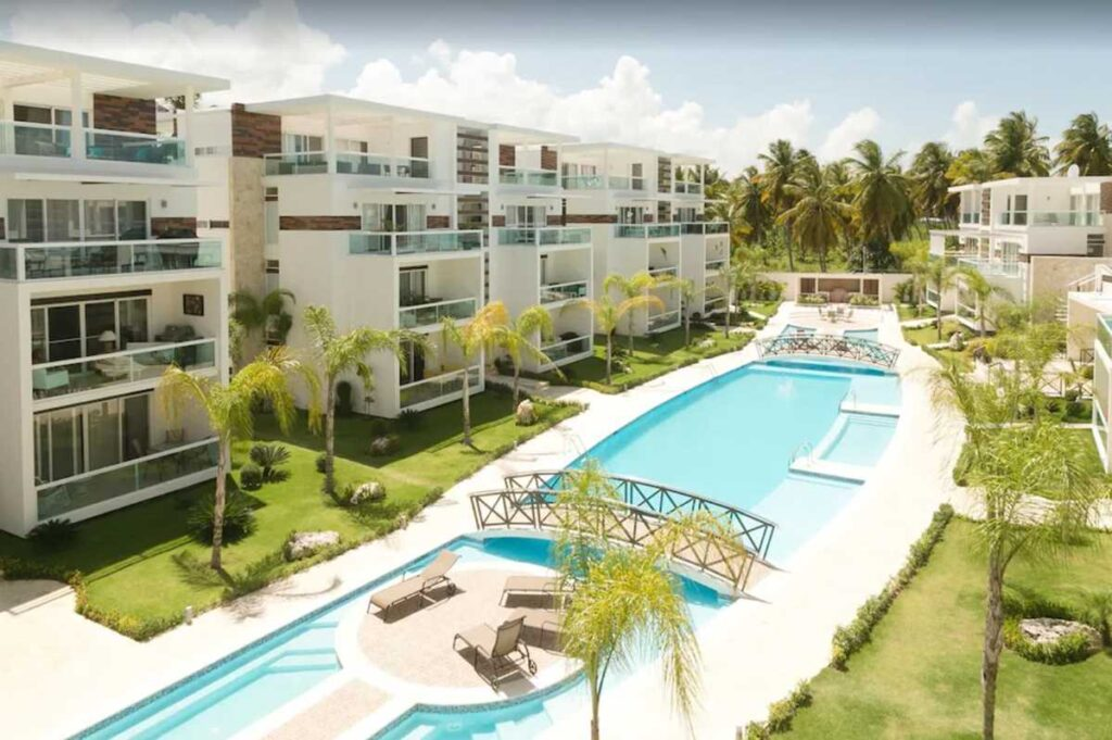 Various Airbnbs in Punta Cana at Costa Hermosa Residencial