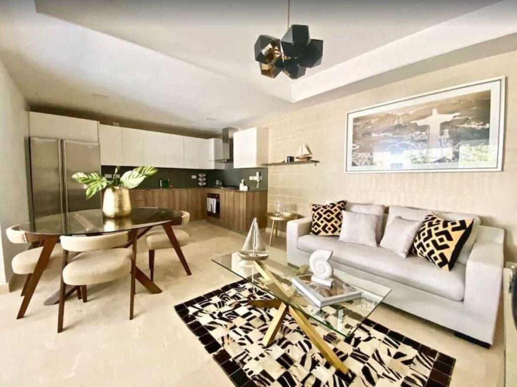 An elegant apartment very close to Punta Cana International Airport