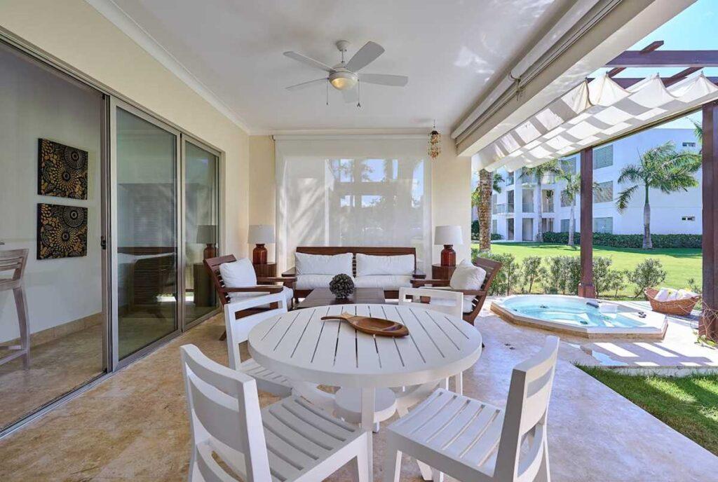 A beautiful apartment at Puntacana Resort & Club