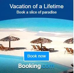 My recommendation when booking hotels