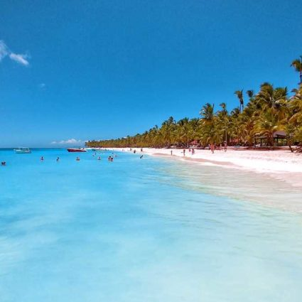 The one and only Isla Saona, the most popular excursion in Punta Cana and the Dominican Republic