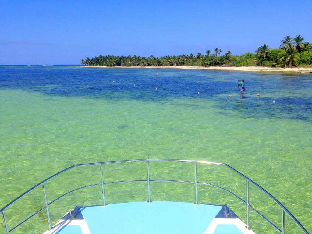 An excursion by catamaran in Punta Cana