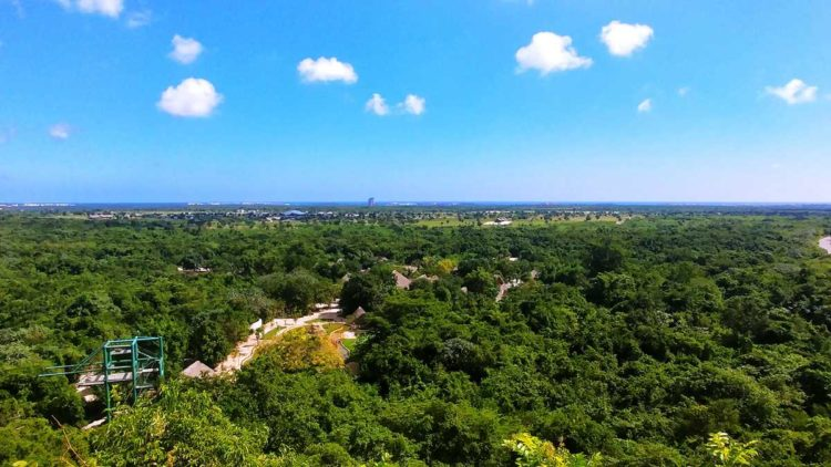 Scape Park Cap Cana, an adventure park in the south of Punta Cana