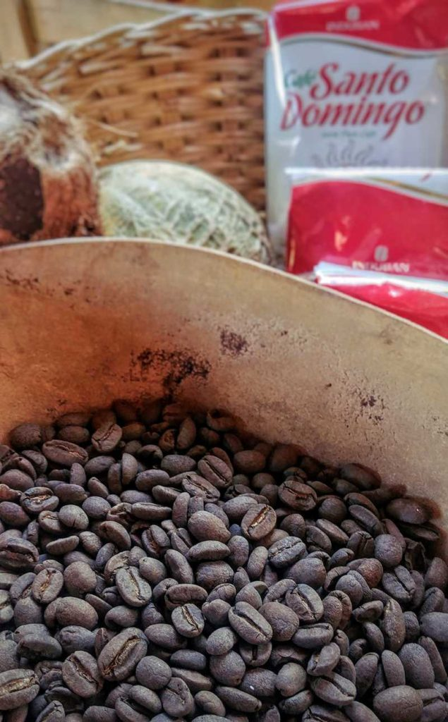 Original Dominican coffee