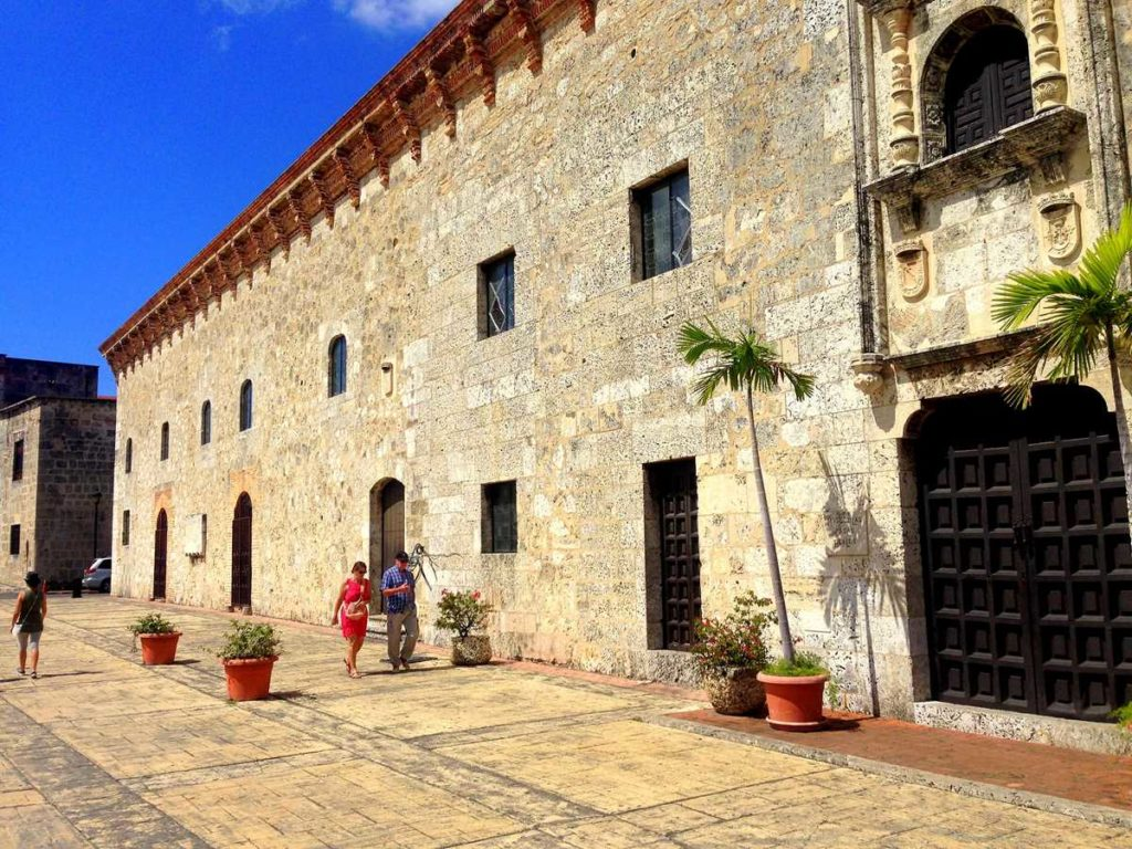 Museo de las Casas Reales, one of the most beautiful buildings in the Zona Colonial