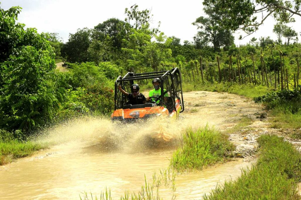 Flintstone Buggy Adventure in Punta Cana