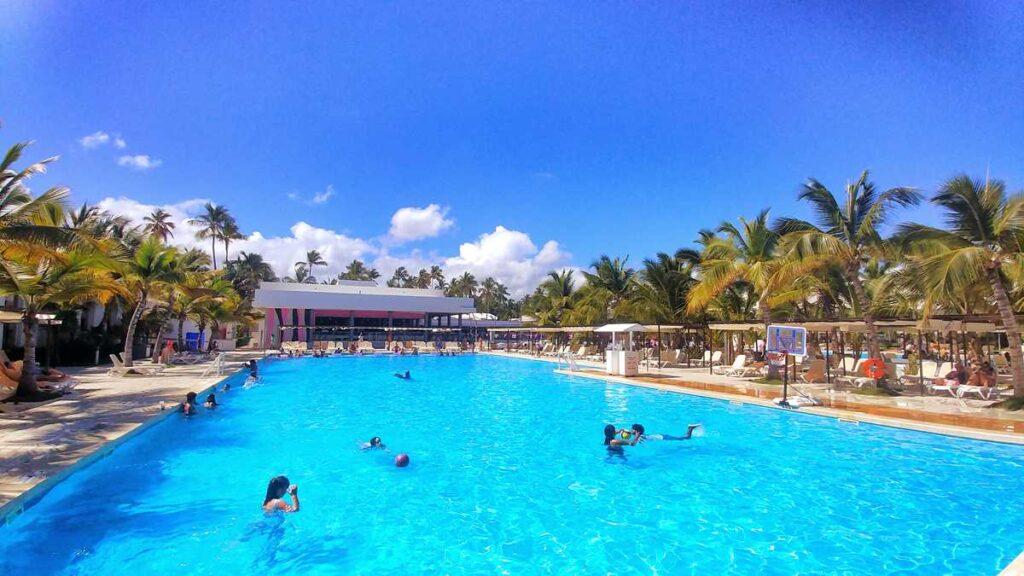 All-inclusive resort feeling at RIU Bambu in Punta Cana