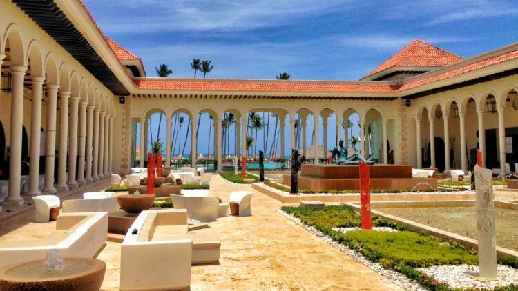 The amazing all-inclusive resort Paradisus Palma Real in Punta Cana