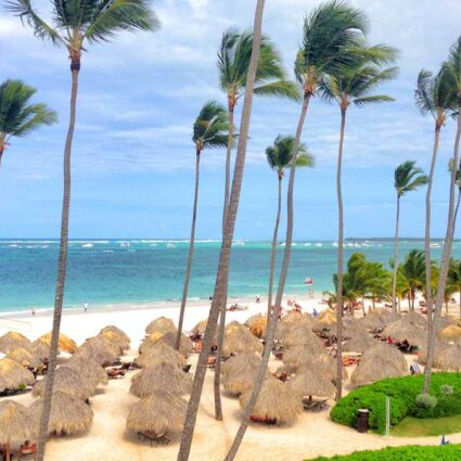 Secrets Royal Beach, an all-inclusive resort right at Bavaro Beach in Punta Cana