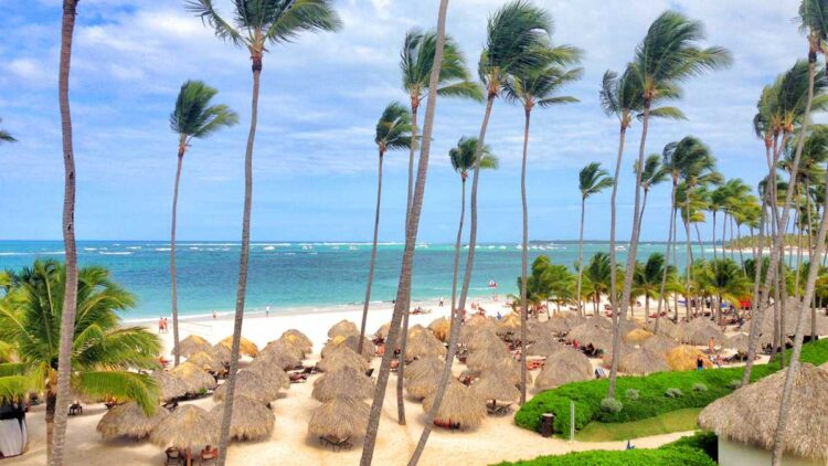 Secrets Royal Beach, an all-inclusive resort right at Bavaro Beach in Punta Cana