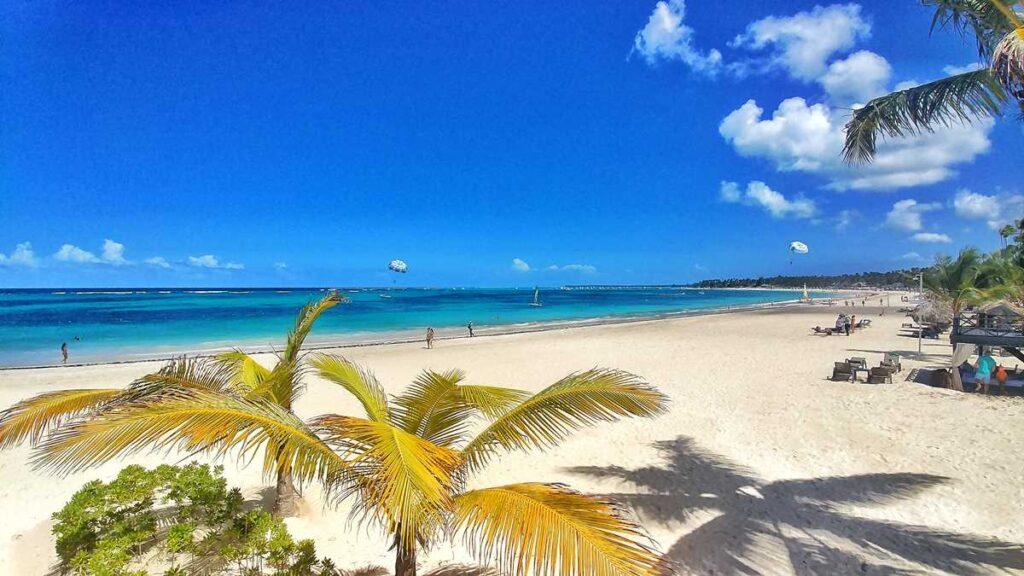Bavaro Beach in Punta Cana at Secrets Royal Beach