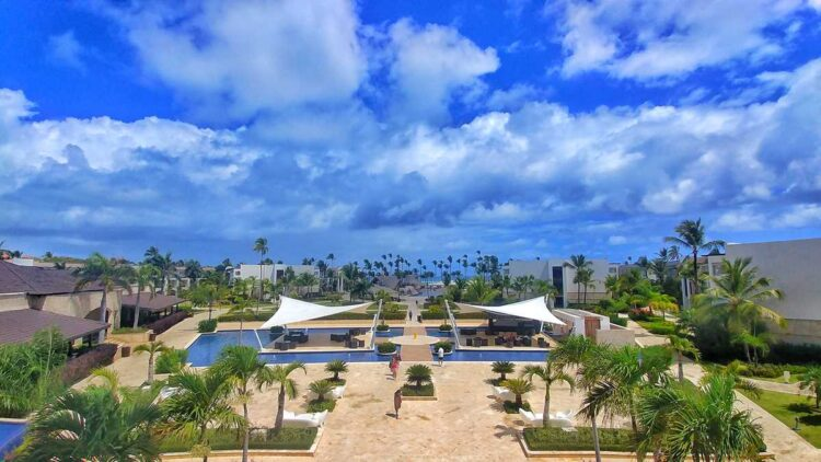 Overview of Royalton Punta Cana Resort