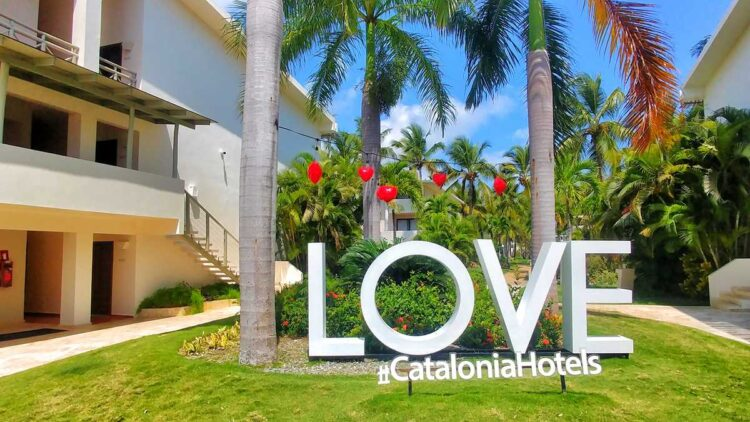 Beautiful details and photo opportunities at Catalonia Royal Bavaro in Punta Cana