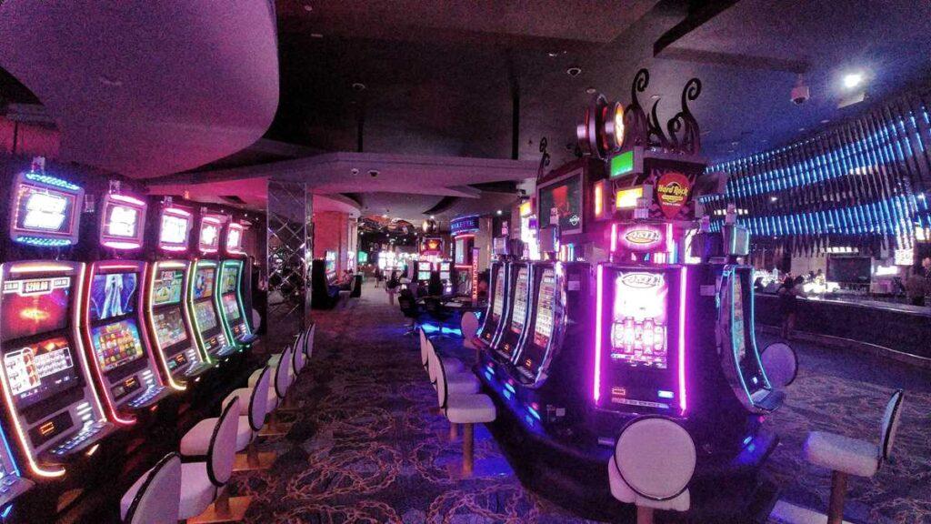 The casino at Hard Rock Punta Cana All Inclusive, Punta Canas biggest casino