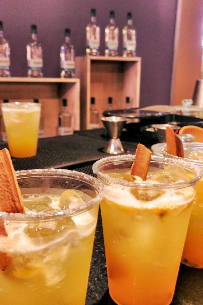 Delicious drinks at Hard Rock Punta Cana All Inclusive