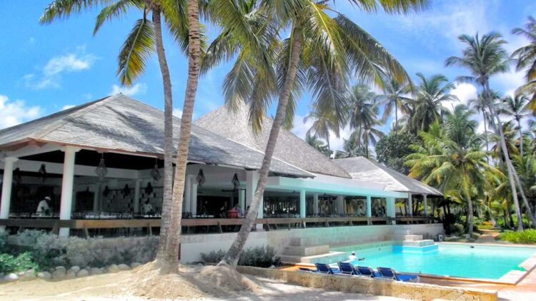 Melia Caribe Beach and Melia Punta Cana, two neighboring all-inclusive resorts