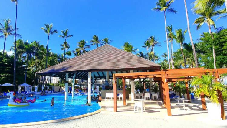 Vista Sol Punta Cana, one of the many resorts in Punta Cana
