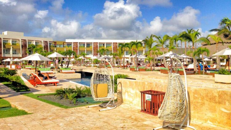 Now Onyx Punta Cana, the neighboring resort of breathless for families