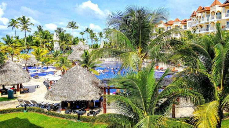 Beachfront all-inclusive resort Occidental Caribe in Punta Cana