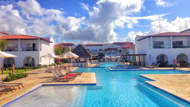 Dreams Dominicus, an all-inclusive resort in Bayahibe