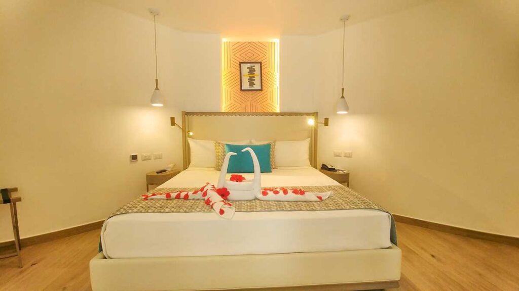 The beautiful platinum suites at Grand Bavaro Princess