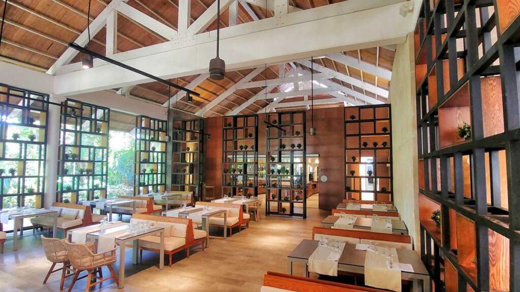 Restaurant at Grand Bavaro Princess