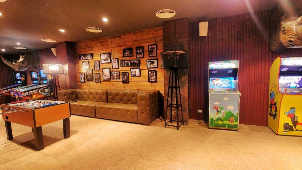 Perfect area for teens at Grand Bavaro Princess and Princess Family Club Bavaro