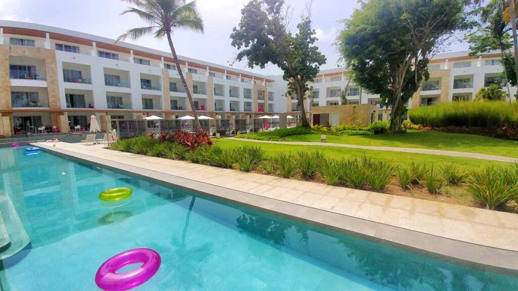 The family all-inclusive resort Princess Family Club Bavaro